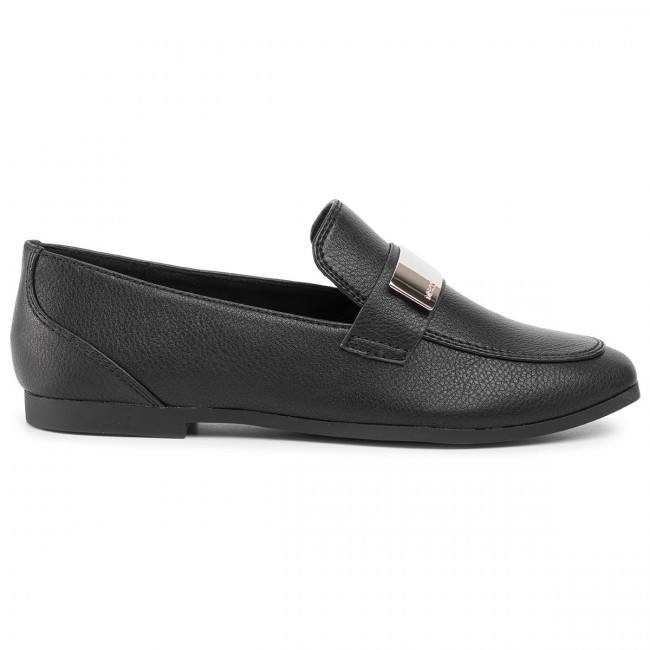 Loafers MEXX - Dakota MXCZ0096W Black - Loafers - Chaussures basses