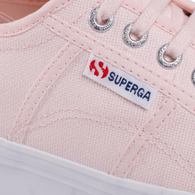 Tennis SUPERGA - 2790 Acotw Linea Up And Down S0001L0 Pink W0I - Baskets - Chaussures basses