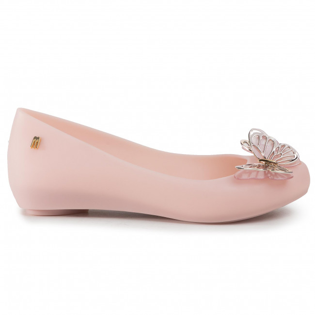 Ballerines MELISSA - Ultragirl Fly II Ad 32773 Pink/Gold 52779 - Ballerines - Chaussures basses