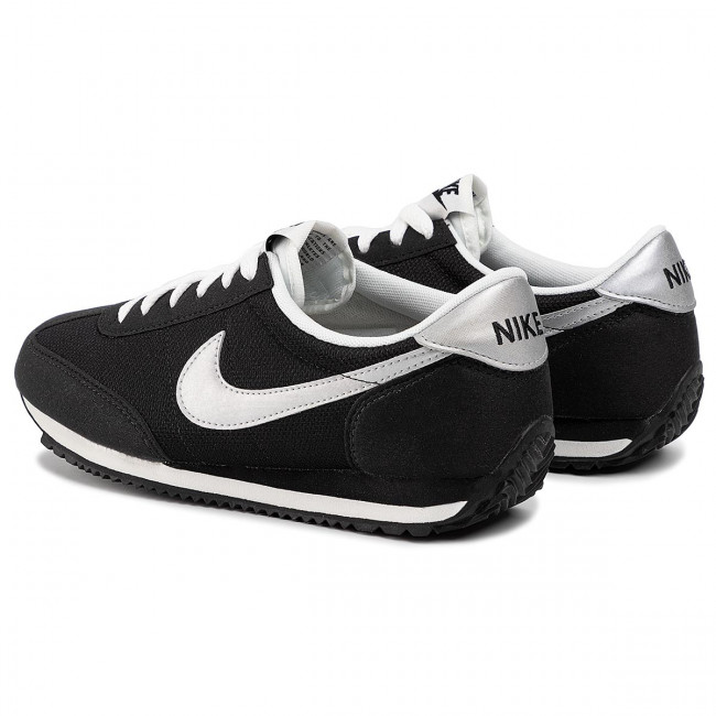 Chaussures NIKE - Oceania Textile 511880 091 Black/Metallic Silver - Sneakers - Chaussures basses