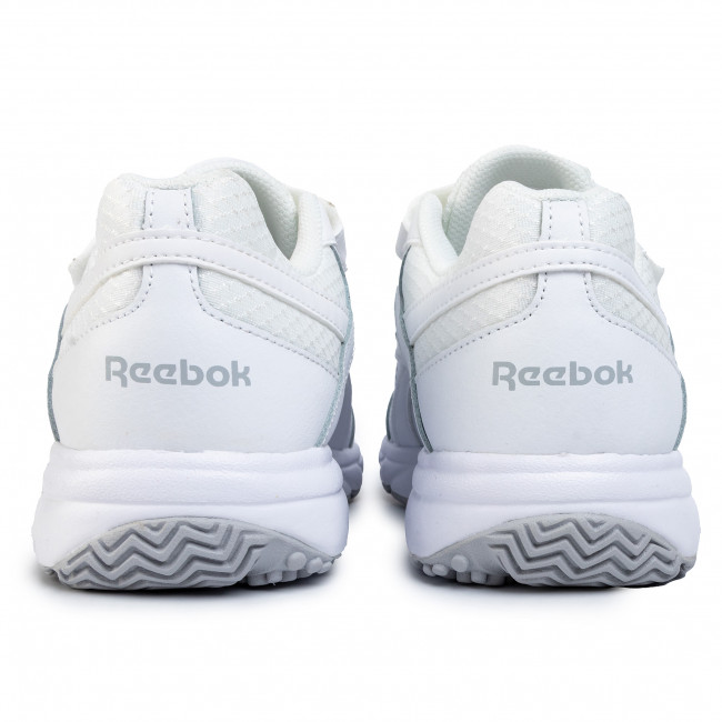 Chaussures Reebok - Work N Cushion 4.0 Kc FU7362  White/Cdgry2/White - Sneakers - Chaussures basses