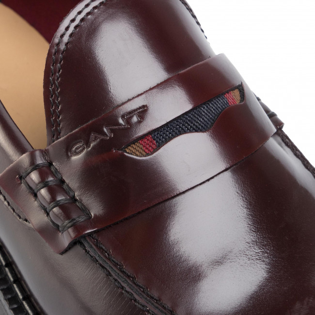 Loafers GANT - Kelly 19571895  Port Red G537 - Loafers - Chaussures basses