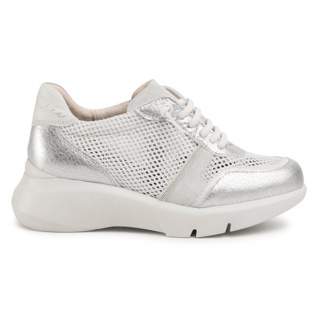 Sneakers HISPANITAS - Cuzco HV00207 Silver Iris/White - Sneakers - Chaussures basses