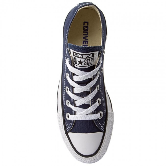 Sneakers CONVERSE - All Star Ox M9697C Navy - Baskets et tennis - Chaussures de sport